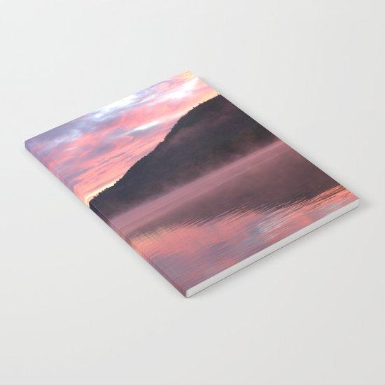 Sustenance at Sunrise Notebook
