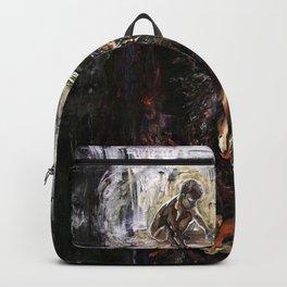 I AM THAT I AM Backpack