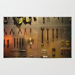 Tools Rug