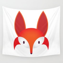 The Red Fox Wall Tapestry