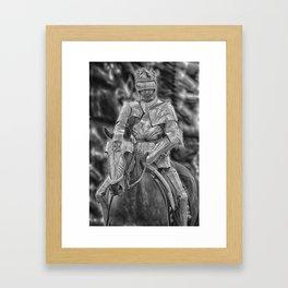 King Richard the Third Framed Art Print