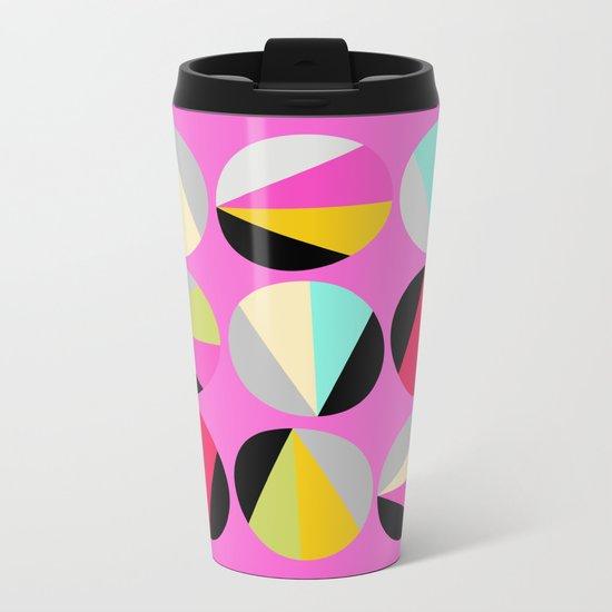 CirclesGame III Metal Travel Mug