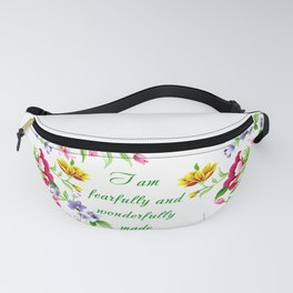 Fearfully and wonderfully made Fanny Pack