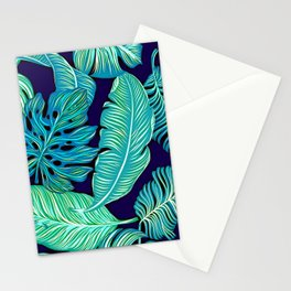 Pretty Leaves 2A Stationery Cards
