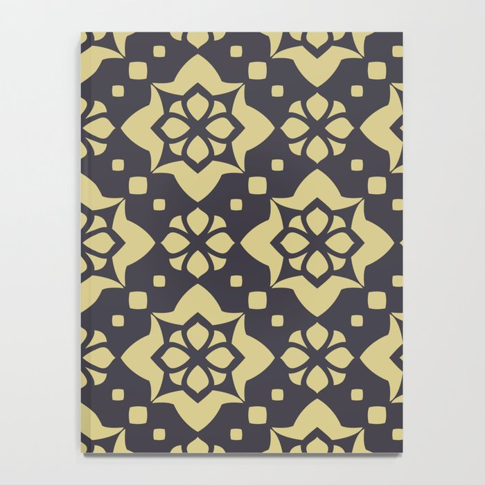 Abstract geometric Pattern 89 Notebook