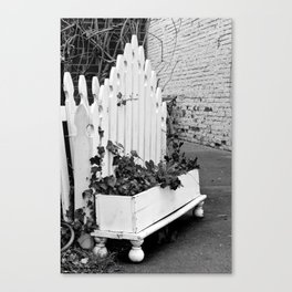 Does your garden Grow Canvas Print