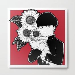 Sunflower Soul Metal Print