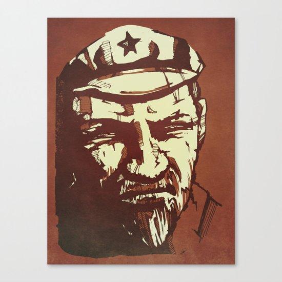 Vladimir Ilyich Lenin Canvas Print