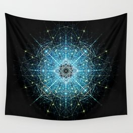 Dimensional Tensegrity Wall Tapestry