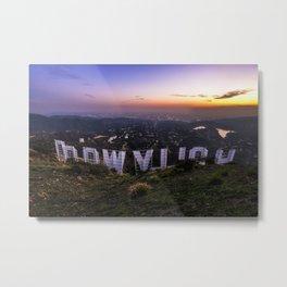 DOOWYLLOH Metal Print