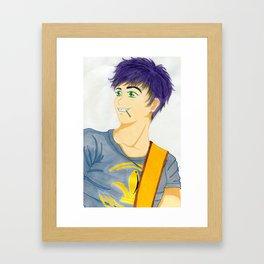 Toothpickin' Jiremi... Framed Art Print