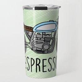 Espresso - Cafe Racer Travel Mug