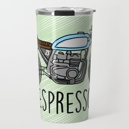 Espresso - Cafe Racer Travel Mug
