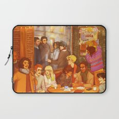 Les Misérables: A Group Which Almost Became Historic Laptop Sleeve