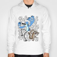 regular show Hoodies featuring Regular Show OOOOH! by Metal_Sonic