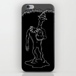 Self-Sacrifice iPhone Skin