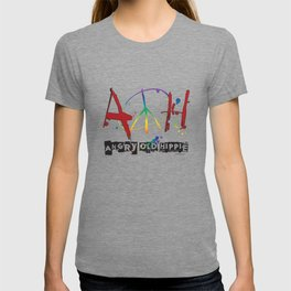 Angry Old Hippie T-shirt