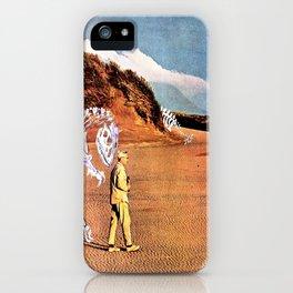Walk with Dinosaur iPhone Case