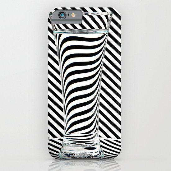 Striped Water iPhone & iPod Case