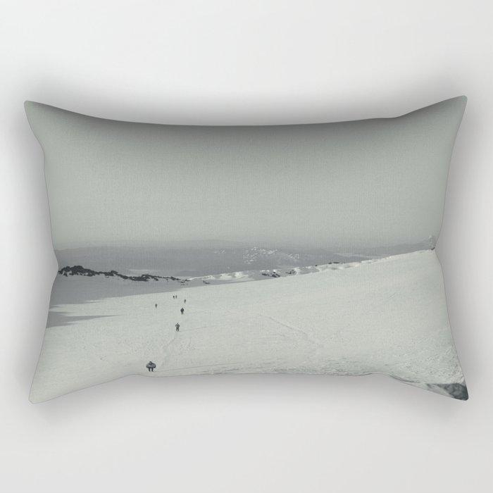 Tahoma Perseverance Rectangular Pillow