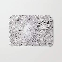 Fire & Ice Bath Mat