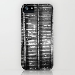Dorchester Between the Studs iPhone Case