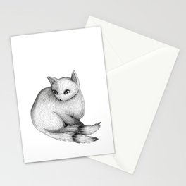 Nekomata Stationery Cards