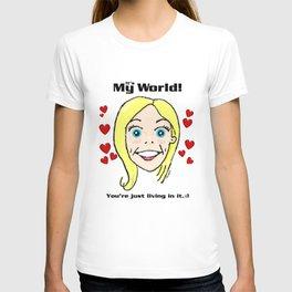 Kiki's World T-shirt