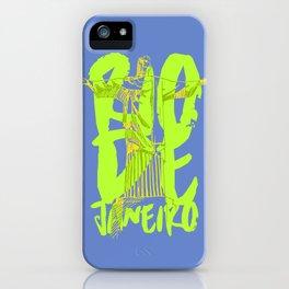 Place: Rio de Janeiro iPhone Case