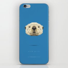Clam giver iPhone Skin