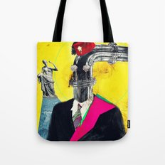Hey Mom, Look at My New Pipe! Tote Bag