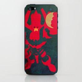 Galactus iPhone Skin