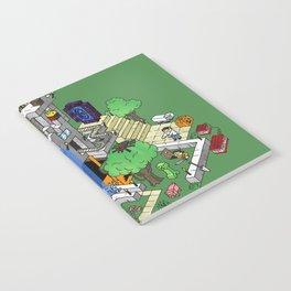Mine City Notebook