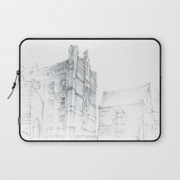 Old tenement house Laptop Sleeve