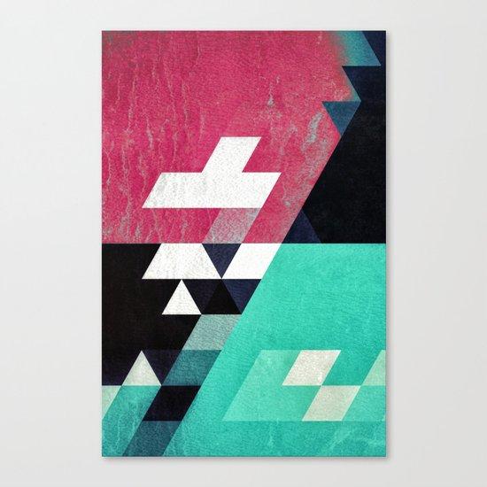 Aqyw^Xryss Canvas Print