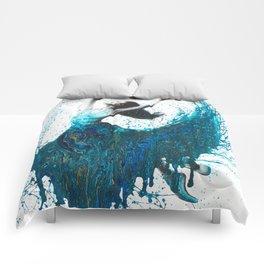 Ocean Gem Dance Comforters