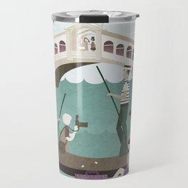 Venice Italy 3 Travel Mug