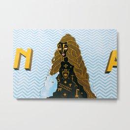 Alfama - Lisbon, Portugal - #7 Metal Print