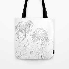 Loosing Hope Tote Bag