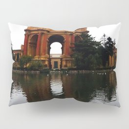 Palace of Fine Arts Pillow Sham