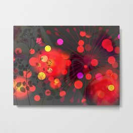 Efflorescence [2] Celebration Metal Print