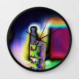Short Circuit 3 Wall Clock