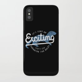 Exciting iPhone Case