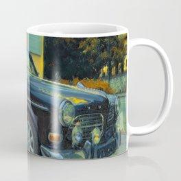 Old Car IV Coffee Mug
