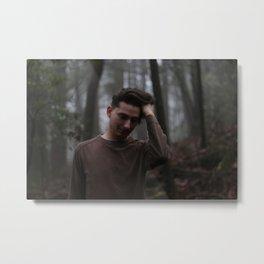 Mood. Metal Print