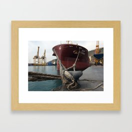 Graig Rotterdam [III] Framed Art Print