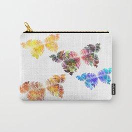 Gruß der Schmetterlinge  (A7 B0142) Carry-All Pouch