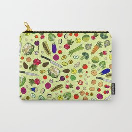 Vegetable Soup Recipe Carry-All Pouch