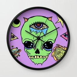 COSMIC DREAMING Wall Clock
