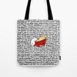 Slice of (Feynman) π Tote Bag